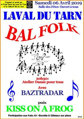 Bal du sam. 06 avril 2019